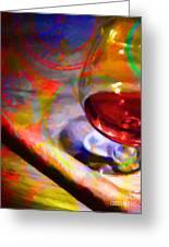 A Cognac Night 20130815 Greeting Card