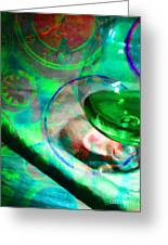 A Cognac Night 20130815p130 Greeting Card by Wingsdomain Art and Photography