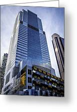 A Day In Ny02071557thstticker Greeting Card
