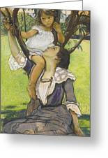 A Fairy Tale Greeting Card