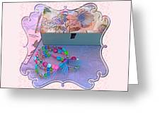 A Gift With Love Greeting Card