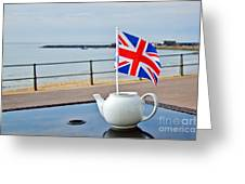 A Jubilee Cuppa Greeting Card