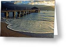 A Land Called Hanalei Greeting Card
