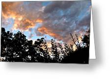 A Memorable Sky Greeting Card