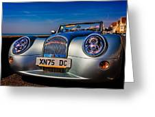 A Morgan By The Sea Greeting Card