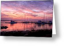 A New Day Dawning  Greeting Card