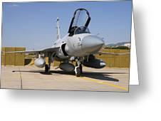 A Pakistan Air Force Jf-17 Thunder Greeting Card