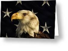 A Patriot Greeting Card