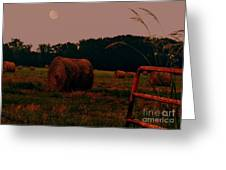 A Perfect Evening Greeting Card