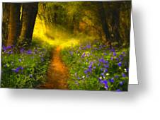 A Place In The Sun - Impressionism Greeting Card