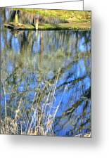 A Place To Ponder 061 Greeting Card