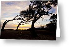 A Place To Watch The Sunrise Greeting Card