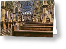 Place To Worship Greeting Card