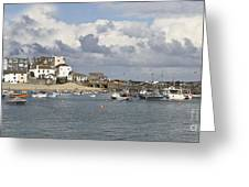 A Postcard From St Ives Greeting Card