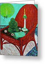 A Prayer For Vincent Greeting Card