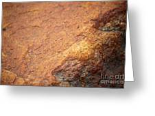 A Red Rock Greeting Card