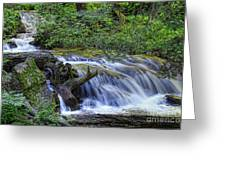 A Restful Stream Greeting Card