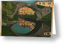 A River Greeting Card
