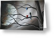 A Road To Healing Starts With Memories By Shawna Erback Greeting Card by Shawna Erback