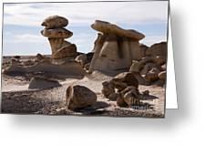 A Rock Garden Greeting Card