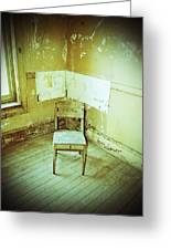 A Small Chair Greeting Card