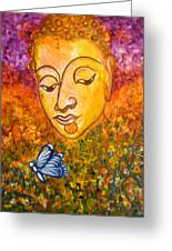 A Soulful Journey Greeting Card