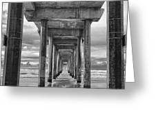 A Stormy Day In San Diego At The Greeting Card