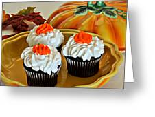 A Taste Of Fall Greeting Card