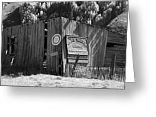 A Telluride Welcome Greeting Card