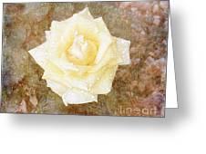 A Textured Dawn Greeting Card