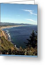 A View Point Greeting Card