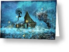 A Winter Fairytale Greeting Card