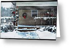 A Wisconsin Christmas Greeting Card