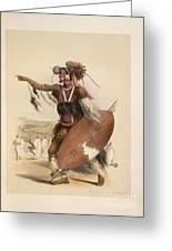 A Zulu Greeting Card