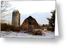 Abandoned Farm 2 Greeting Card