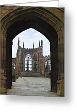Abbey Ruin - Scotland Greeting Card
