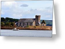 Abbeyside  Dungarvan Greeting Card