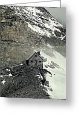 Abbot's Hut 2 Greeting Card