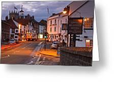 Abingdon Greeting Card