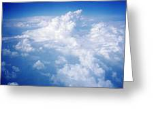 Above The Clouds 1 Greeting Card