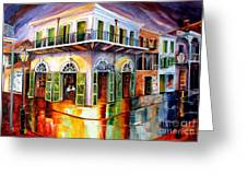 Absinthe House New Orleans Greeting Card