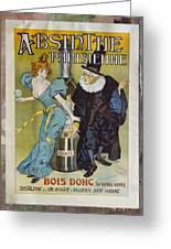 Absinthe Pariaienne Dsc05583 Greeting Card