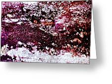 Abstract 001 Greeting Card