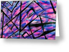 Abstract-03 Greeting Card