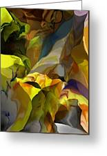 Abstract 042113 Greeting Card