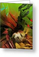 Abstract 050713 Greeting Card