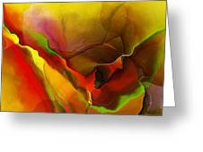 Abstract 070213 Greeting Card