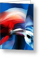Abstract 071713 Greeting Card