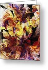 Abstract 082413 Greeting Card