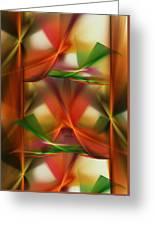 Abstract 092313 Greeting Card